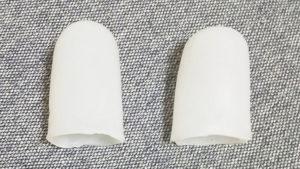 足指の爪保護キャップ