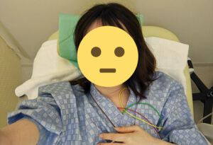 鼻づまり手術直後