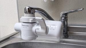 コスパ最高!パナソニック家庭用浄水器「TK-CJ12」購入レビュー